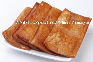 豆腐干烘干工艺